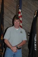 Tgst. Michael R Moran Med Evac USAF 1985-2005 Desert Storm Post 5447 Jr. Vice Commander